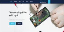 Computer Repair Joomla Template