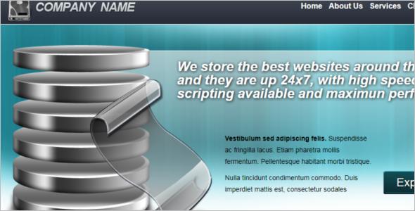 Computer Repair Website Template Free Download