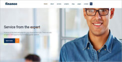 Consulting Drupal 8 Theme