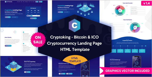 Consulting Landing Page Website Template