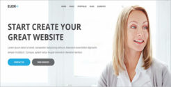 Corporate Agency Drupal 7 Theme