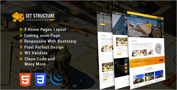 Corporate Company Drupal Theme