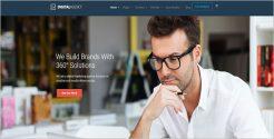 Corporate Marketing Agency WordPress Theme