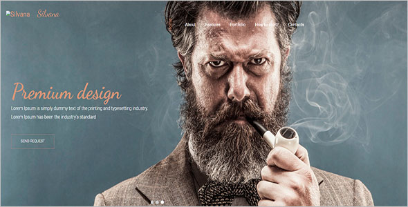 Creative Agency Drupal 8 Theme
