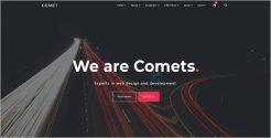 Creative Landing Page Drupal Template