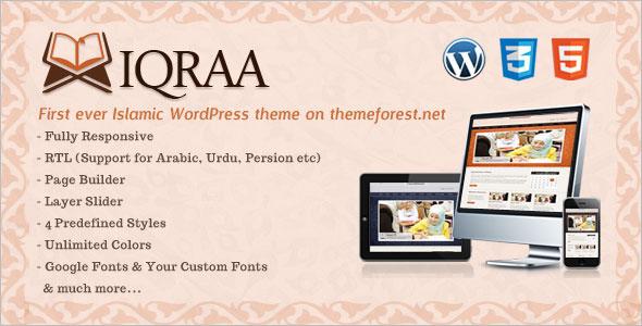 Custom CSS3 WordPress Theme