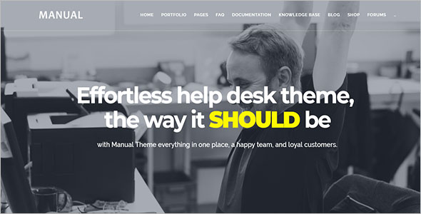 Customizable Miscellaneous WordPress Theme