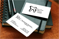 Dental Care Business Card Template Download