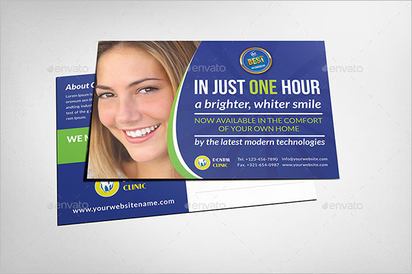 Dental Clinic Bundle Template