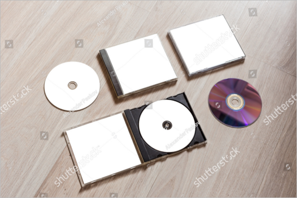 Download CD Case Template