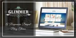 Drupal 8 Blog Theme
