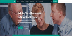 Drupal Bootstrap Business Theme
