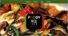 12+ Drupal Food Website Templates