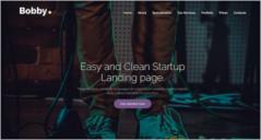 Drupal Landing Page Templates