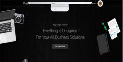 Drupal Website Template