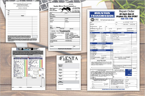Electronic Receipt Template PDF