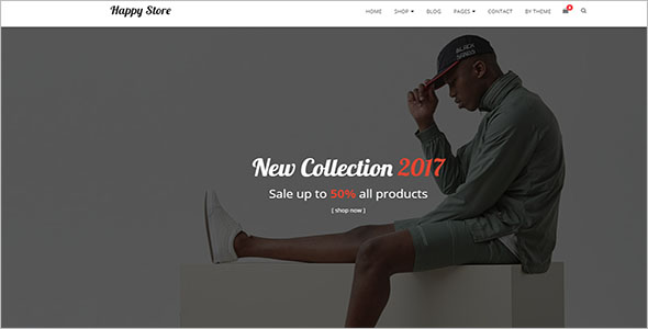 Elegantic Retail Bootstrap Template