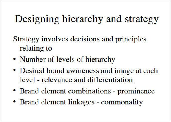 Employer Brand Strategy Template