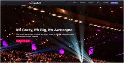 Event Joomla Template