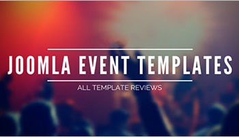Event Joomla Templates