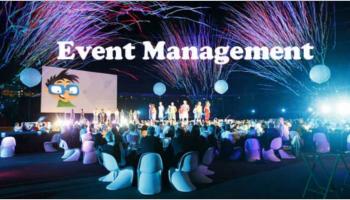 Event Management Website Templates