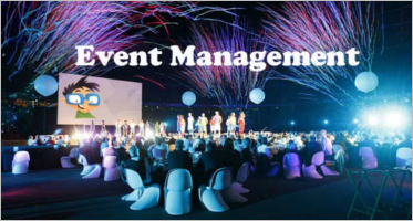 Event Management Website Templates