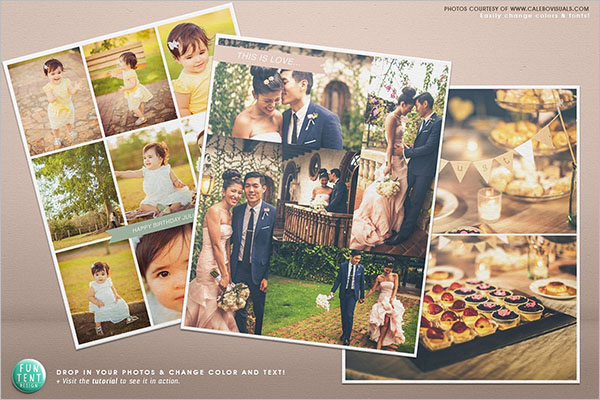 Example Of Wedding Storyboard Template