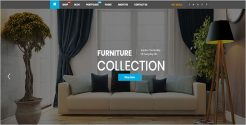 Fastest Furniture Store WordPress Theme