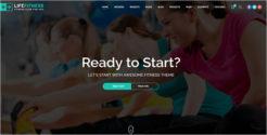 Fitness Coaching WordPress Theme
