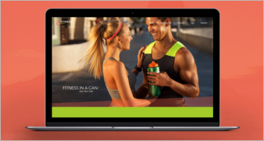 Fitness joomla templates