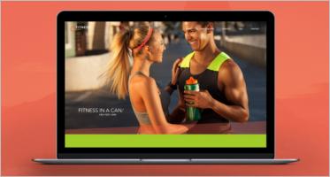 Fitness joomla templates