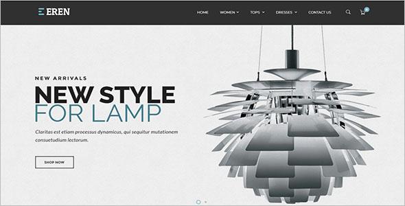 Flat Design Prestashop Theme