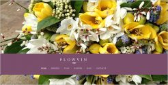 Flower Shop WordPress Theme