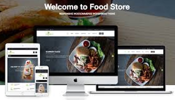 Food Store Joomla Templates