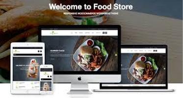 Food Store Joomla Templates