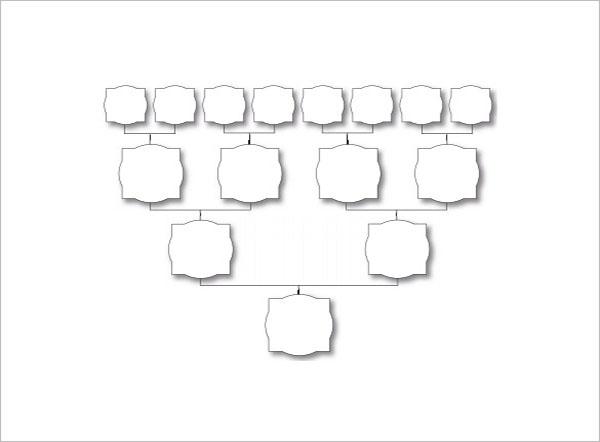 free 4 generation family tree template