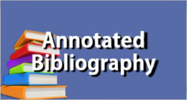 Free Annotated Bibliography Template