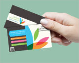 Free Charity Business Card Template