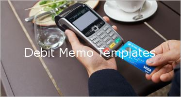 Free Debit Memo Templates
