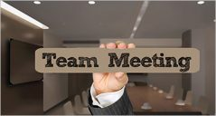 Free Team Meeting Minutes Templates