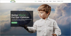 Fundraising Drupal Theme
