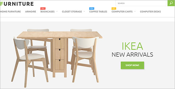 Furniture Magento Themes