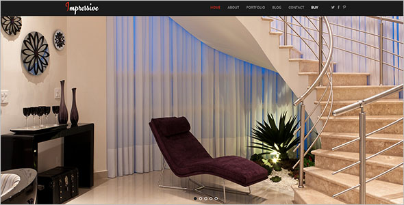 Furniture Shop Bootstrap Template