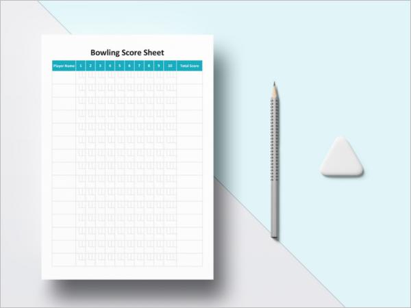 Grade Sheet Template PDF