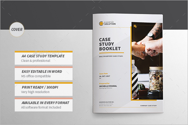 Great Case Study Template