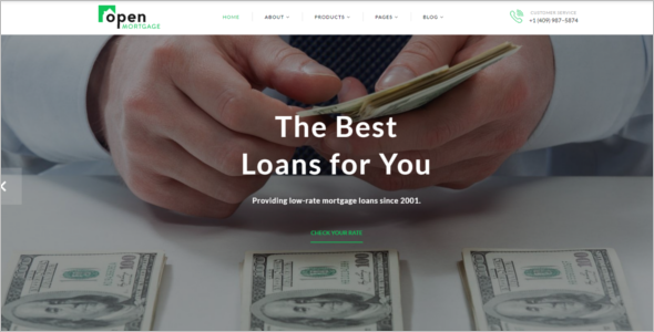 Great Website Template For Scrolling