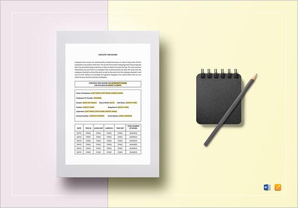 HR Case & Task Template