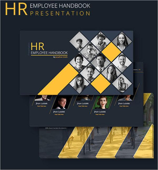 HR Development Template
