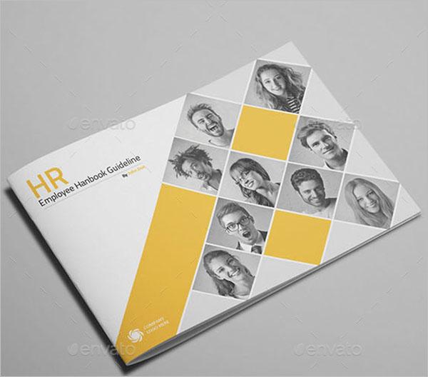 HR Handbook Template