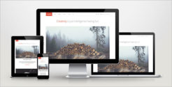 HTML5 & CSS3 WordPress Theme